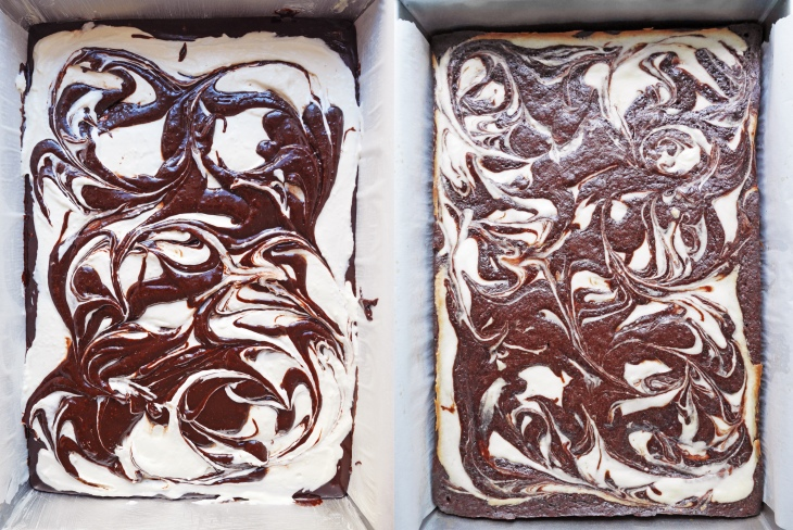 The Ultimate Cream Cheese Brownie Recipe on Mostess.co